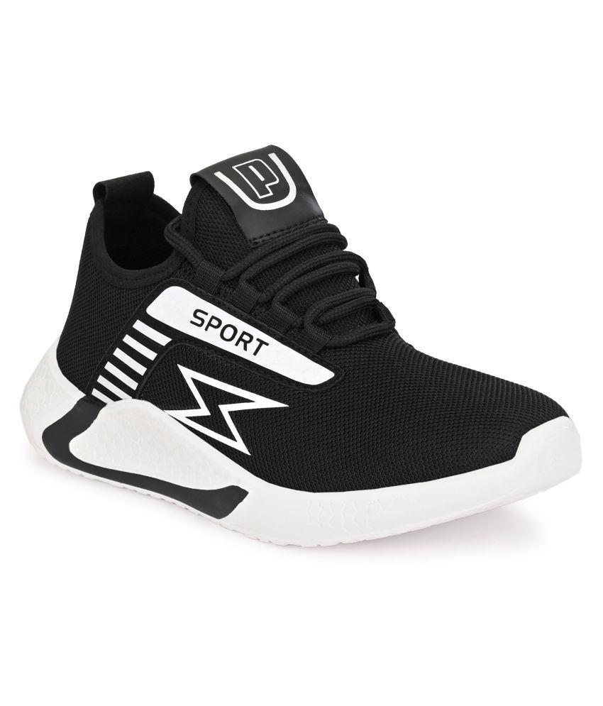 Bucik Sneakers Black Casual Shoes