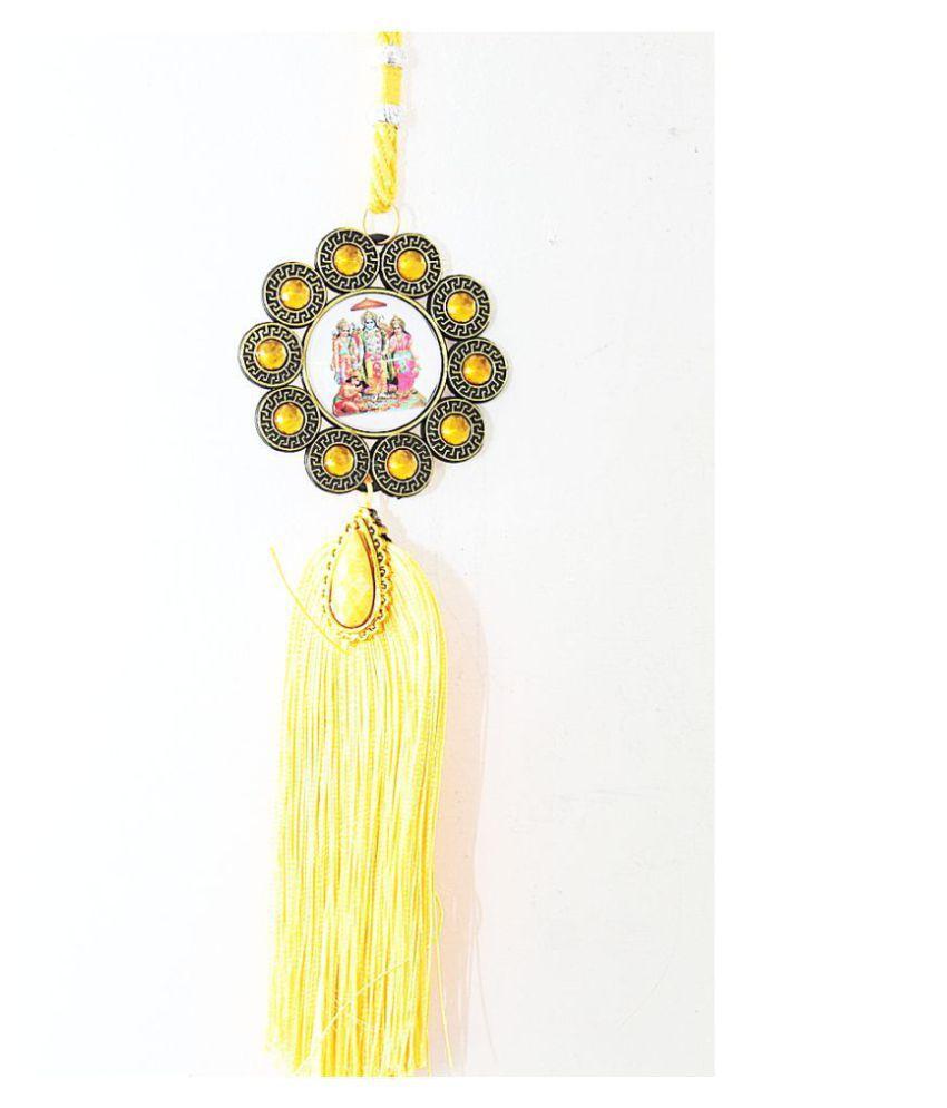 Laps of Luxury Divinity Idols Yellow