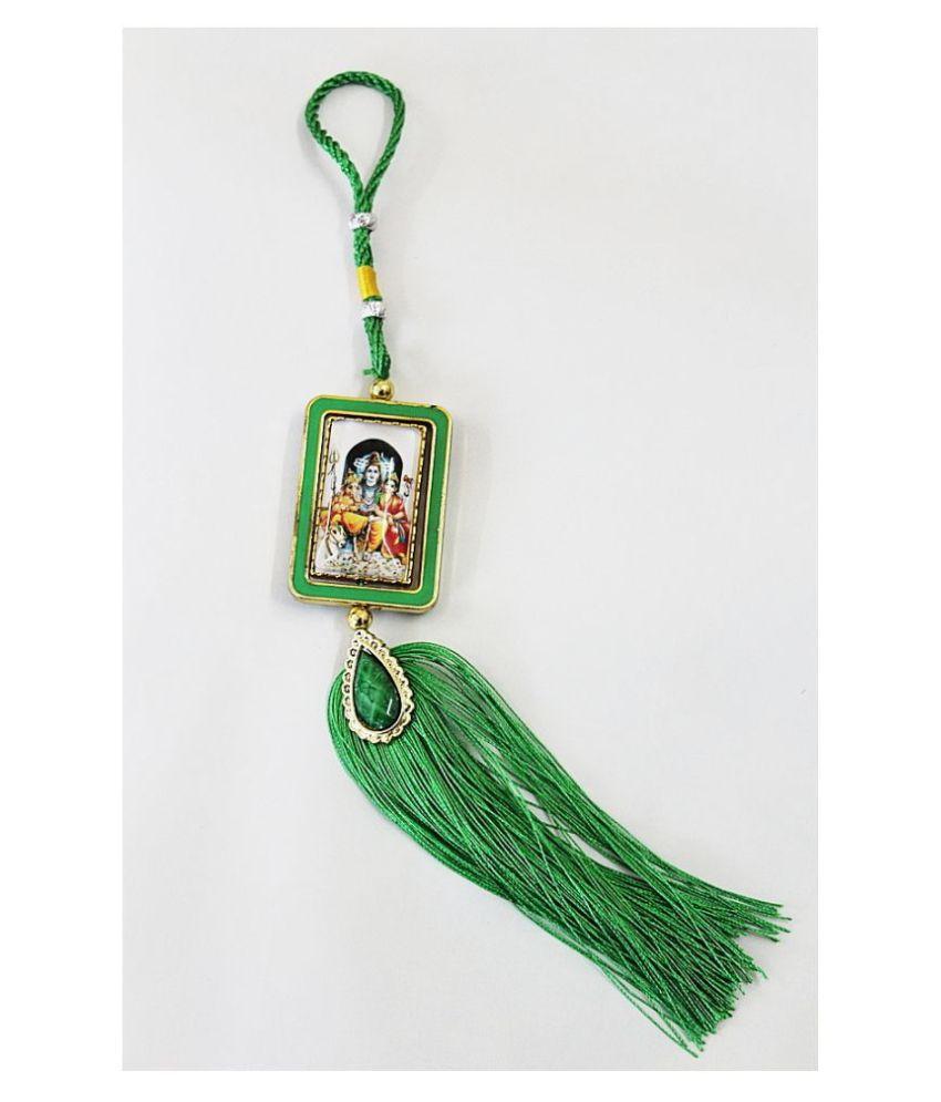 Laps of Luxury Divinity Idols Green