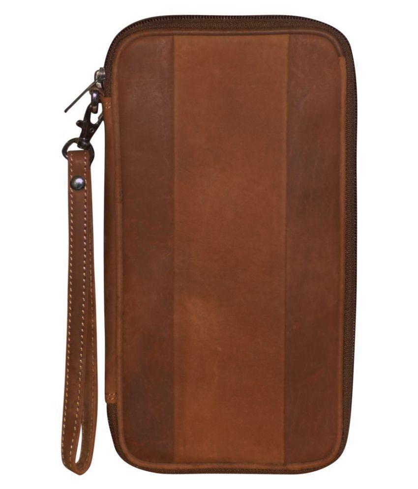 Style 98 Leather Passport Holder