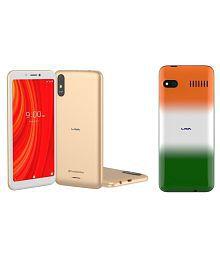 Lava Z61 PRO ( 16GB , 2 GB ) Orange