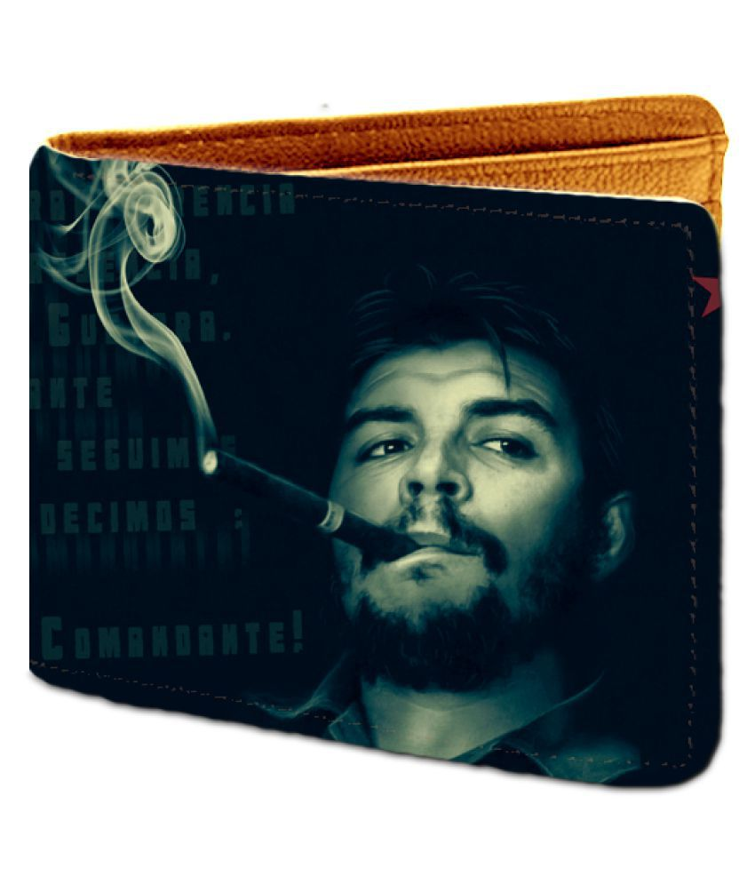 Chumma Canvas Brown Casual Regular Wallet
