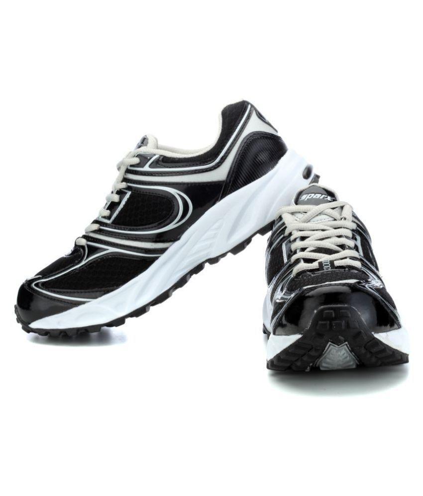 Sparx (SM-118) Running Shoes Black: Buy