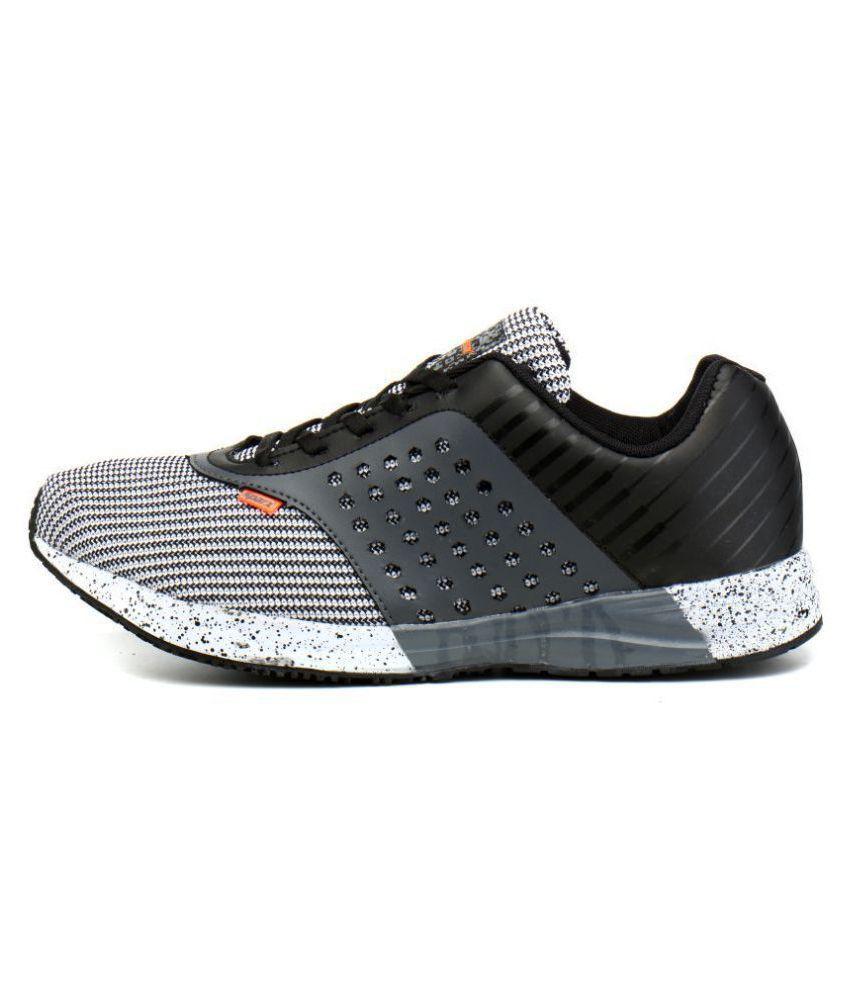 Sparx SM-318 Black Running Shoes - Buy