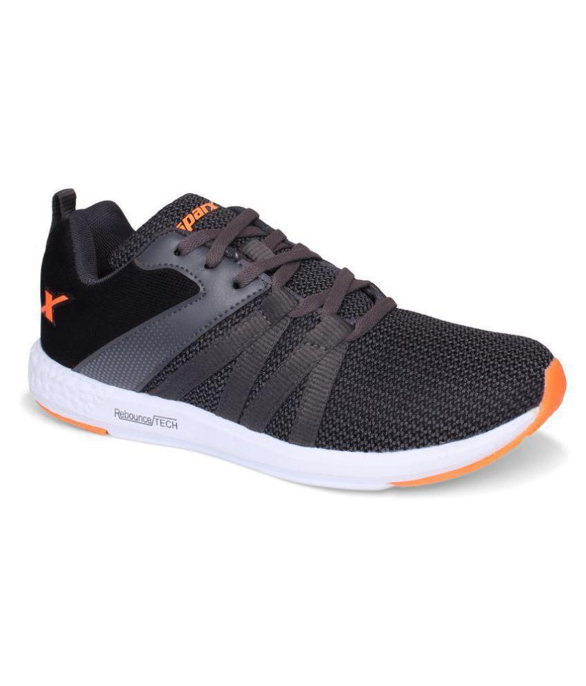 Sparx Men SM-397 Gray Running Shoes