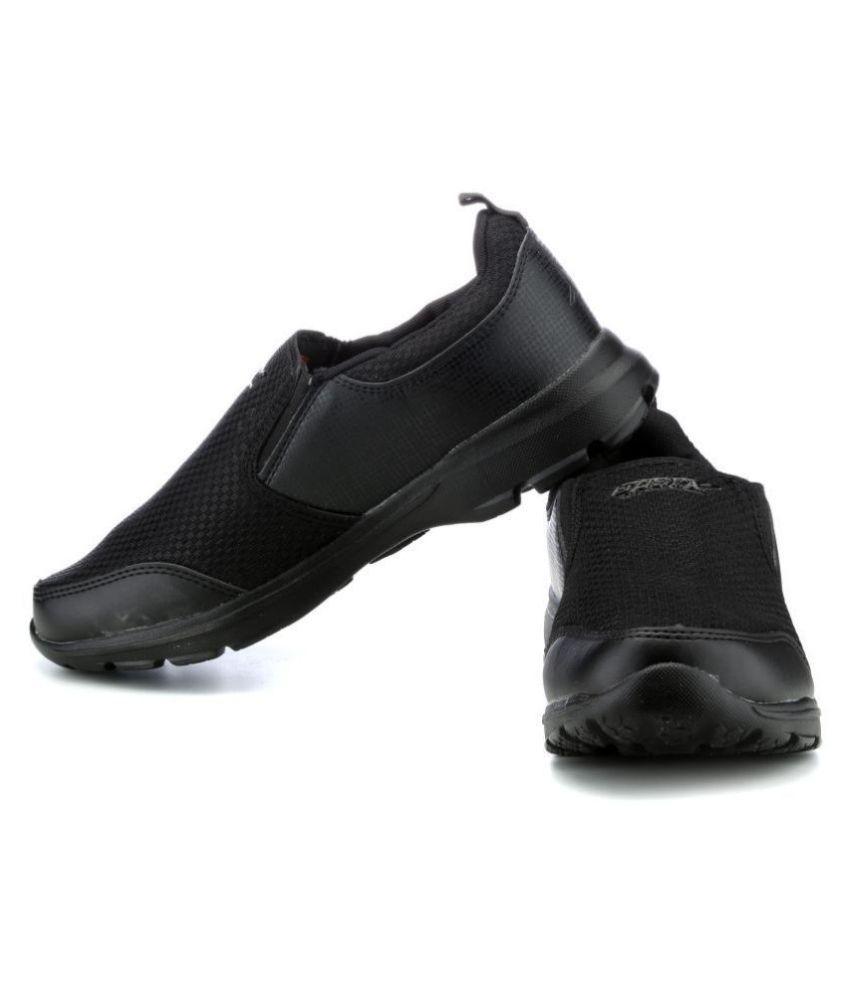Sparx SM-294 Black Running Shoes - Buy