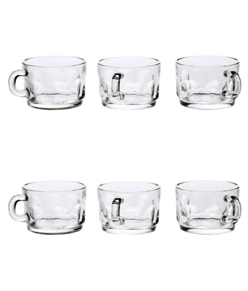 AFAST Glass AFAST Tea Cup Tea Cup 6 Pcs 110 ml