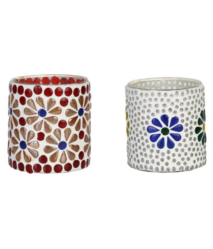 AFAST Gold Votive Candle - Pack of 2