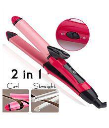 Bentag 2 in 1 PN-2009 Hair Straightener ( Pink )