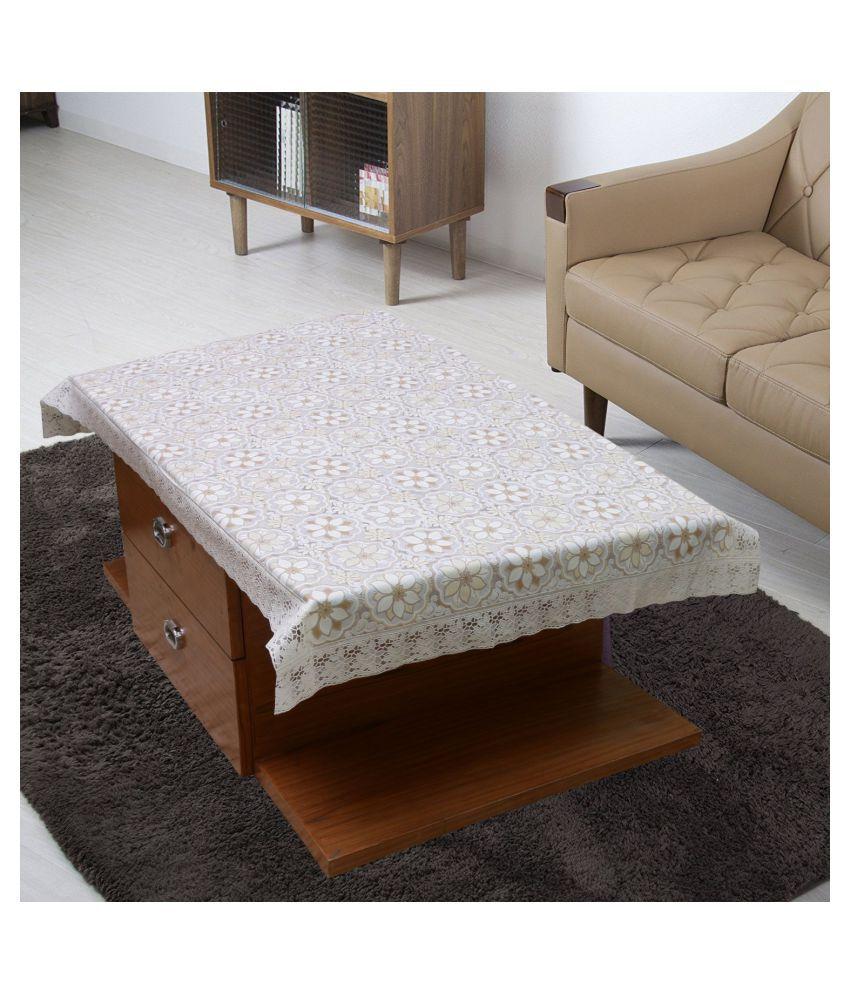 E-Retailer PVC Single Centre Table Cover 60 cm x 40 cm