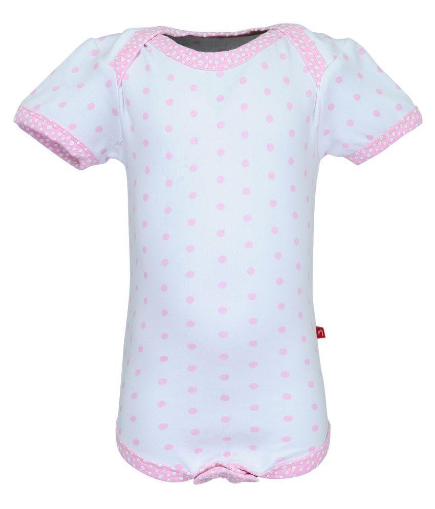 100% Organic Cotton BodySuit For Kids