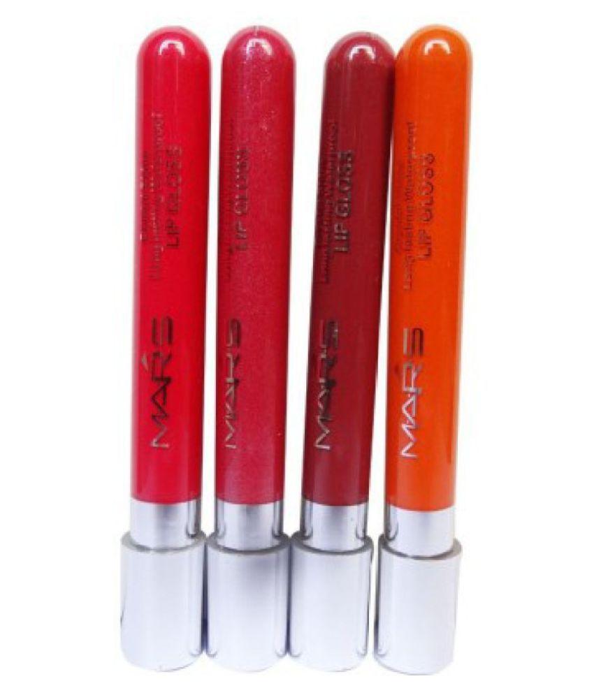 Mars Good Choice India Creme Lipstick Red 3.5 g