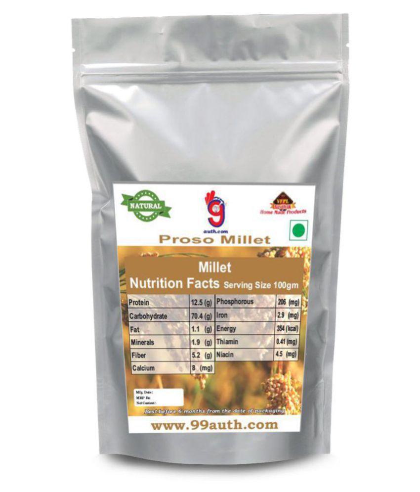 99Auth Proso Millet 500 gm