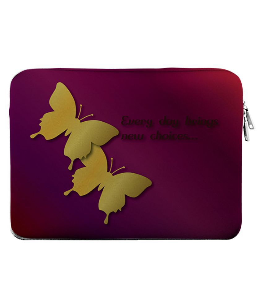 RightGifting Peach Laptop Sleeves