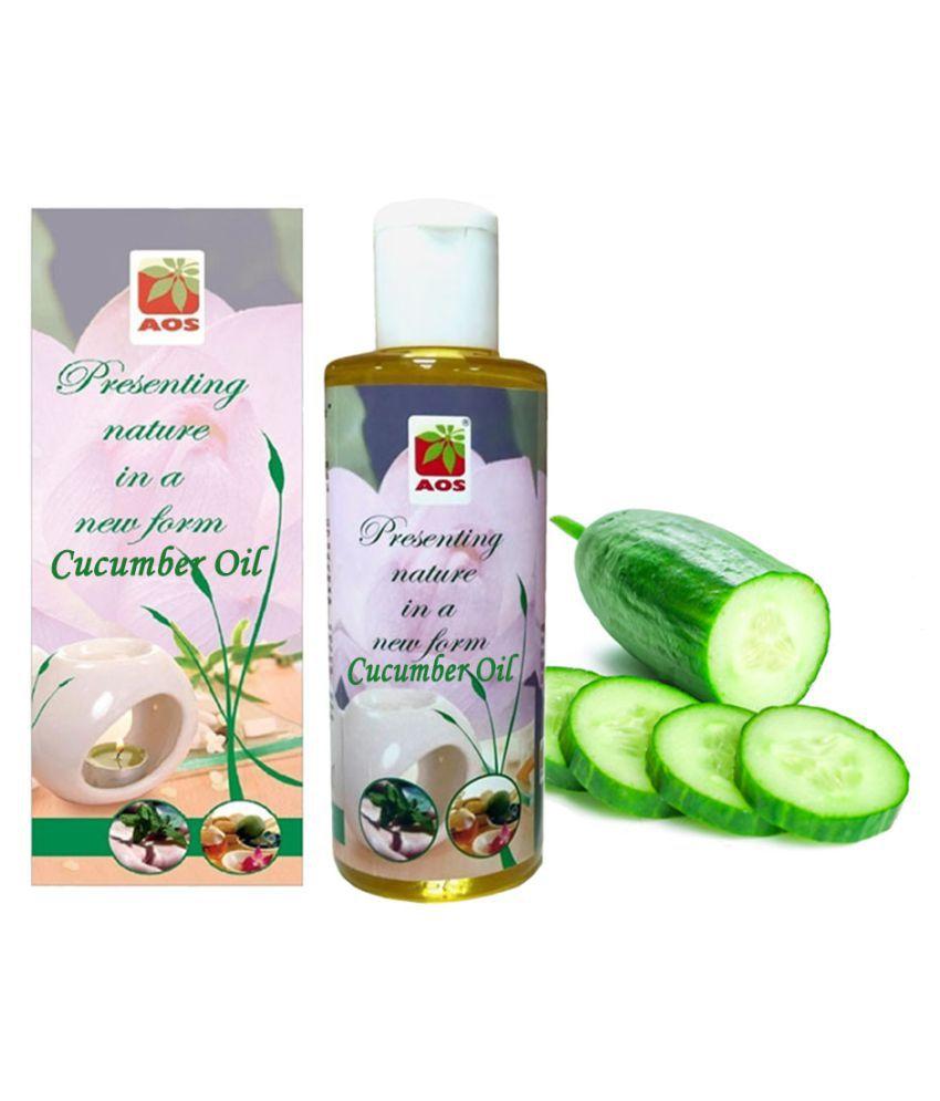 AOS 100% Pure Cucumber Carrier Oil 200 mL