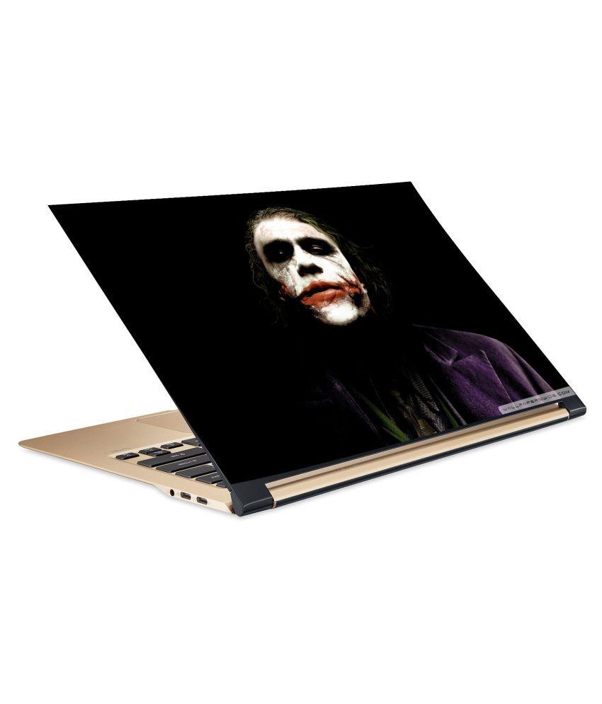 Jocker6 Laptop Skin 15.6 Vinyl Vinyl Laptop Decal 15.6