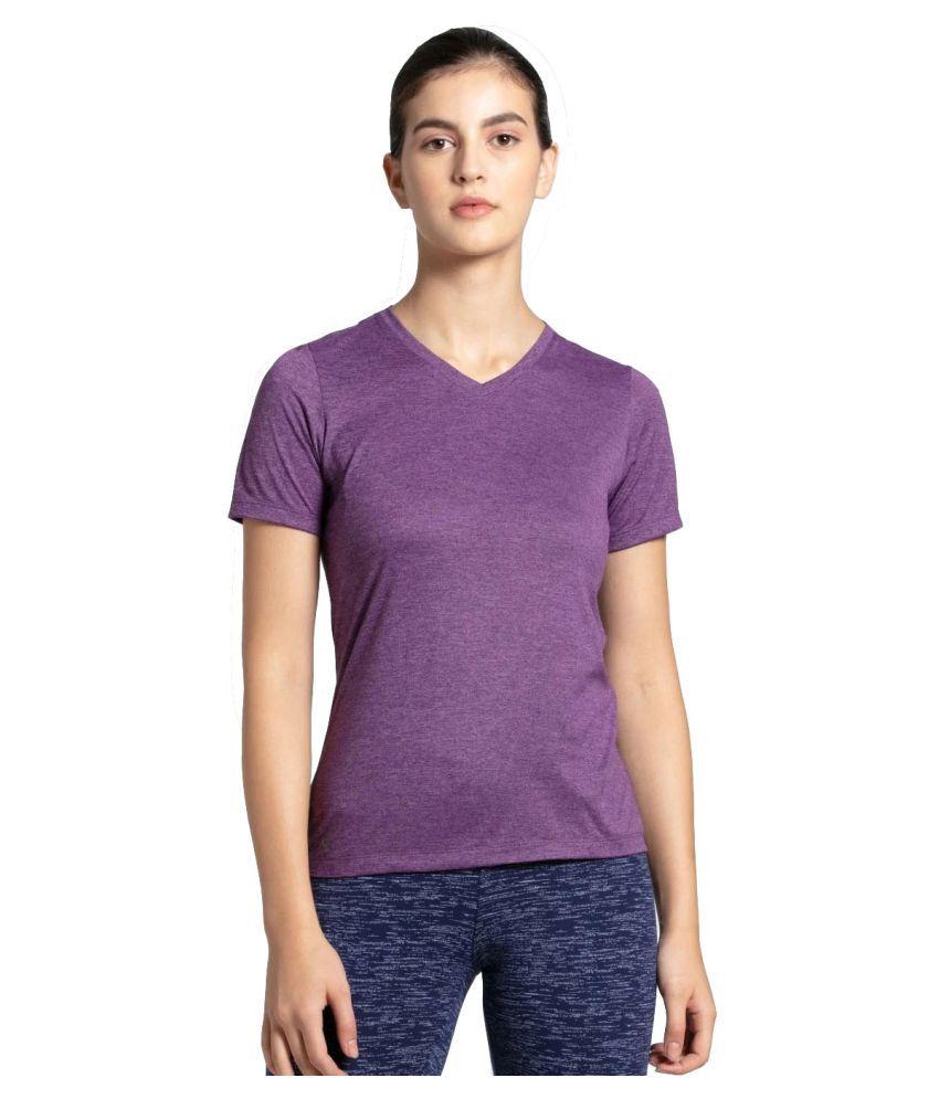 Jockey Cotton Grey T-Shirts