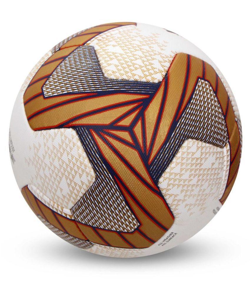 Nivia Ashtang Multi-Color Football Size