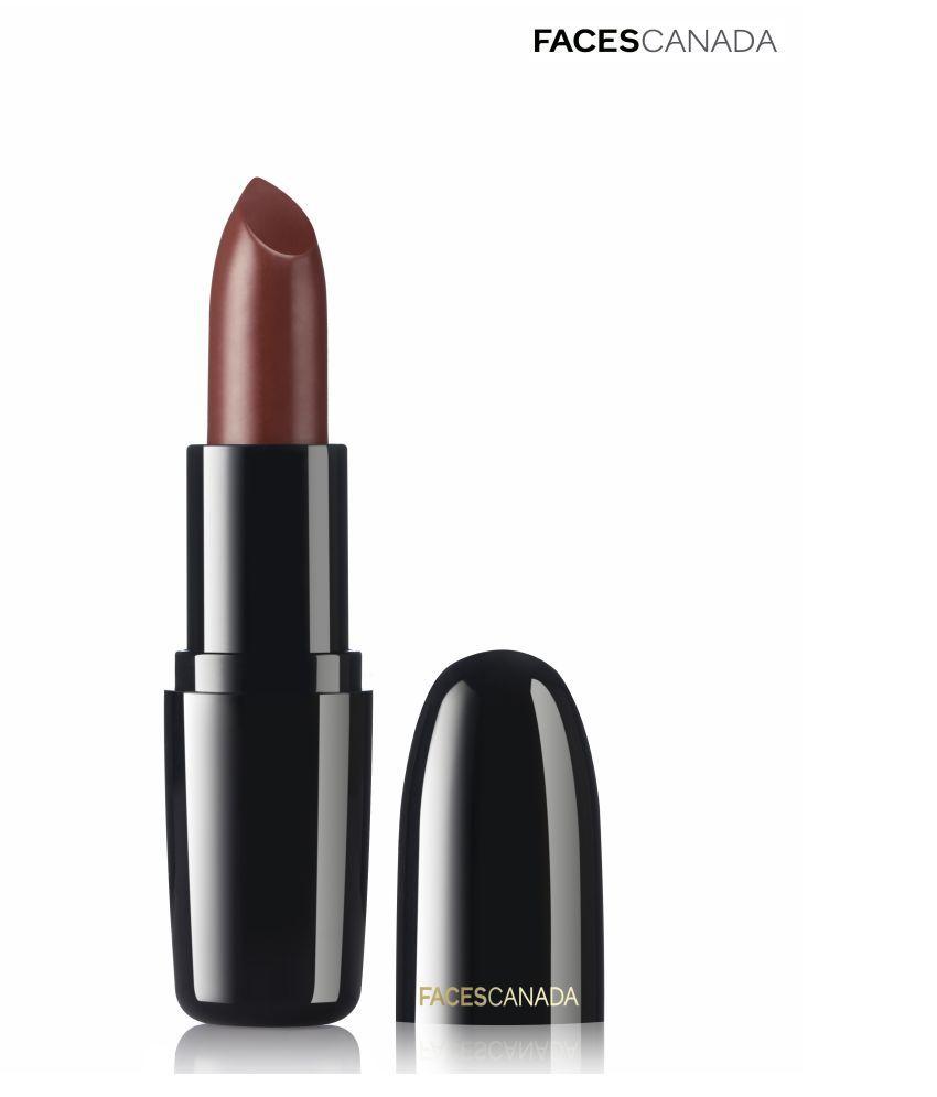 Faces Canada Lipstick Brown 4 g