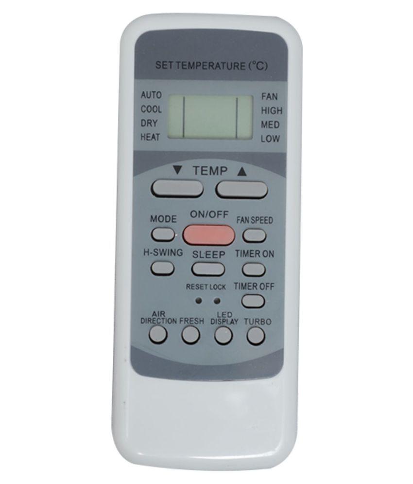 Upix 12 AC Remote Compatible with Voltas AC
