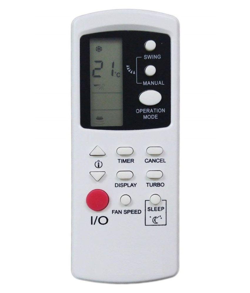Upix 190 AC Remote Compatible with Godrej AC