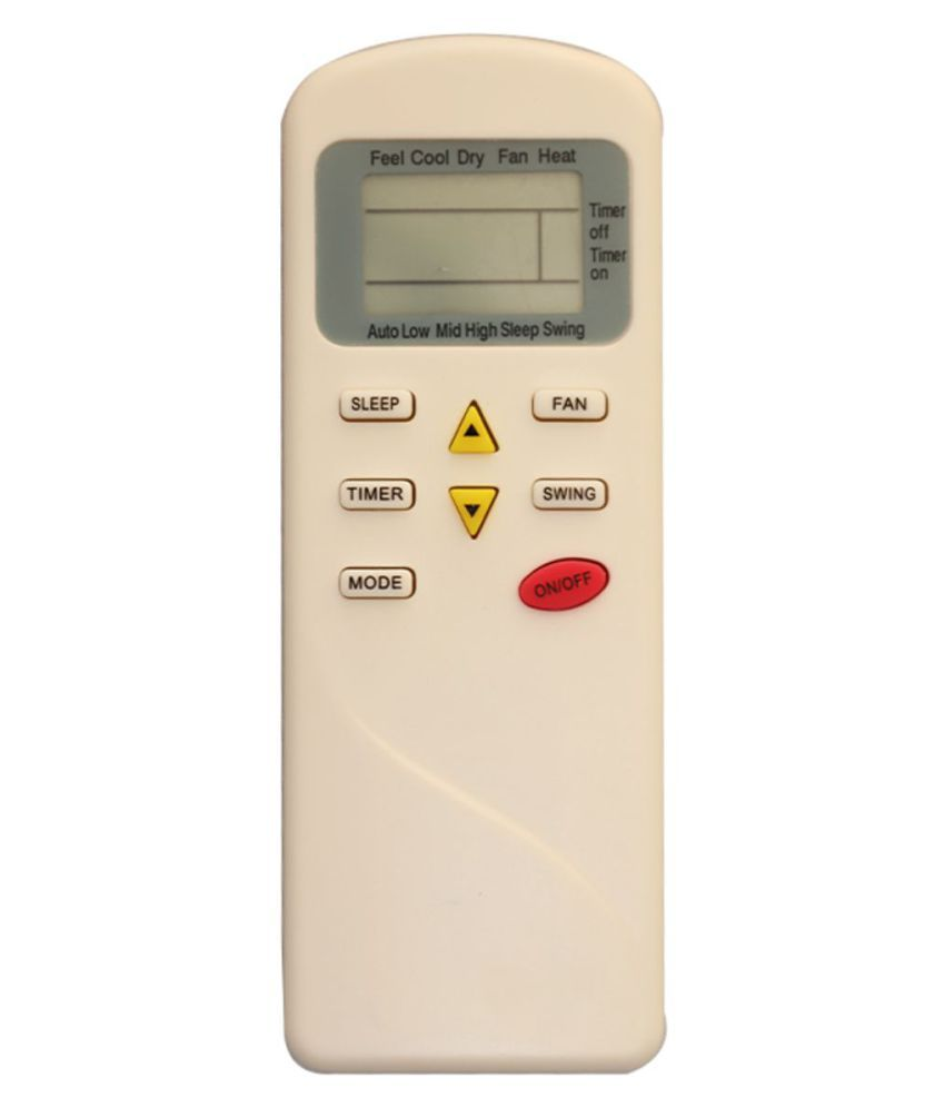 Upix 41 AC Remote Compatible with Electrolux AC