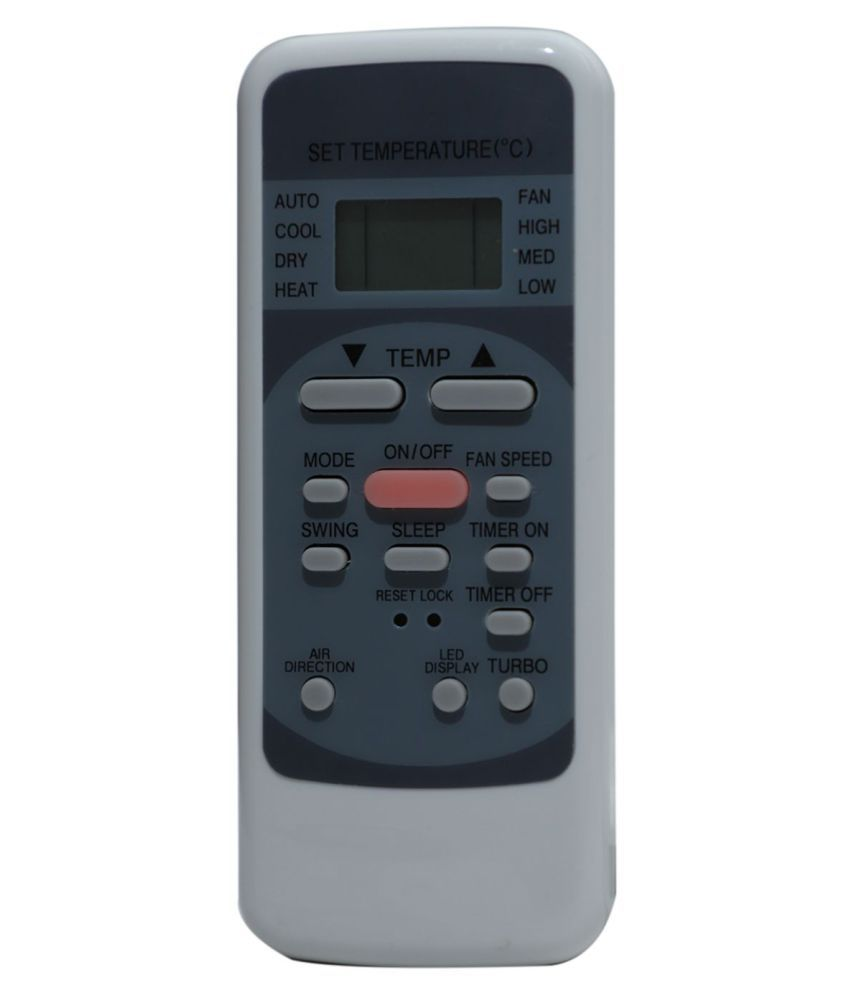 Upix 78 AC Remote Compatible with Bluestar AC