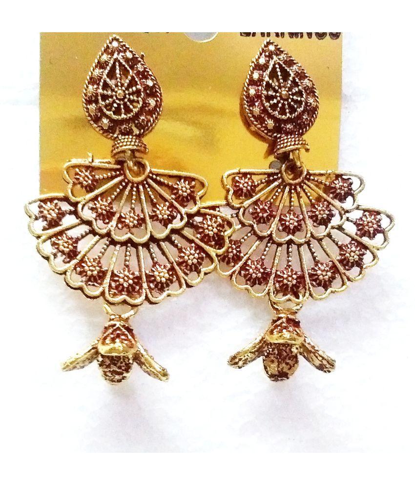 Designer Women And Girl Earrings Jhumka Jhumki Jewelry