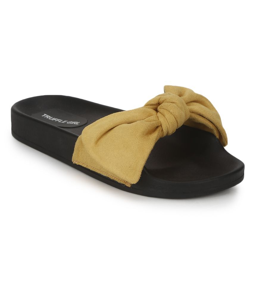 Truffle Collection Yellow Slides