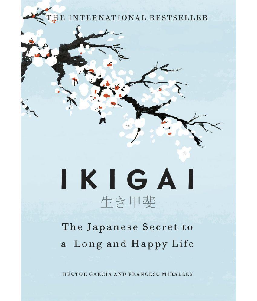 ikigai hardcover