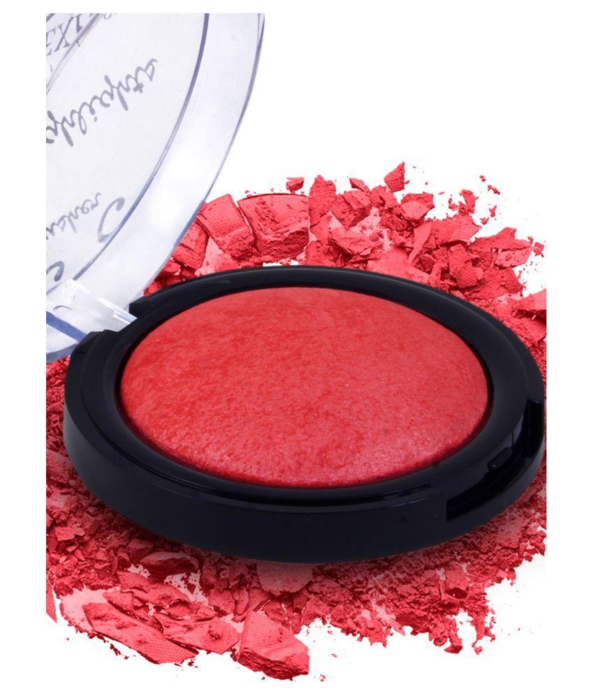 Incolor Pressed Powder Blush Rose SPF 11 9 g