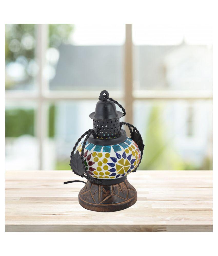 Abhicarya Hanging Lantern Table Top Lanterns - Pack of 1