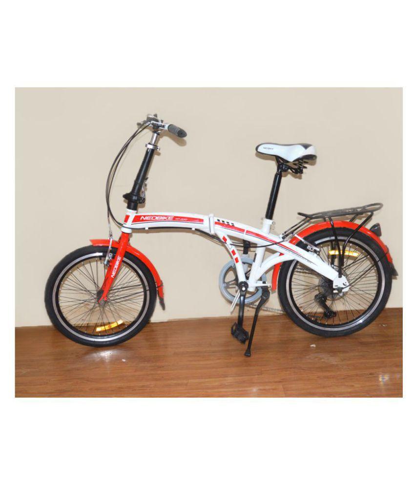 Neo Bike FOLDING CYCLE 2021 Multicolor 50.8 cm(20) Folding bike Bicycle