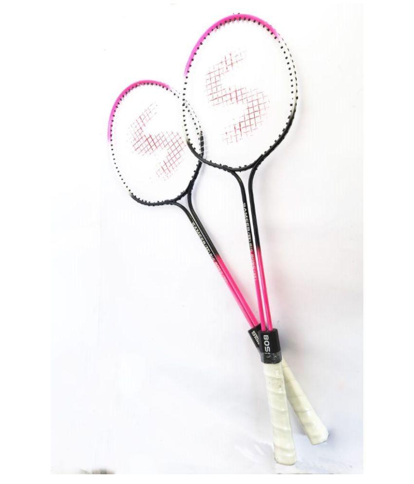 Aayan Badminton Raquet Assorted