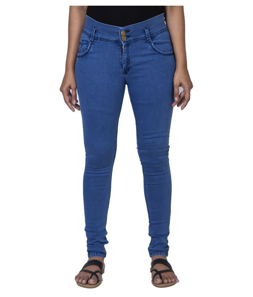 Hot Threads Cotton Jeans - Blue