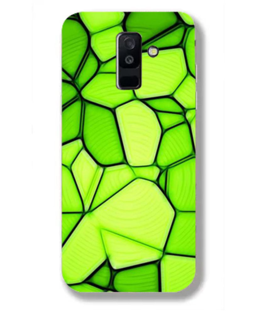 Samsung A6 Plus Printed Cover By Tootena Attractive & Smooth