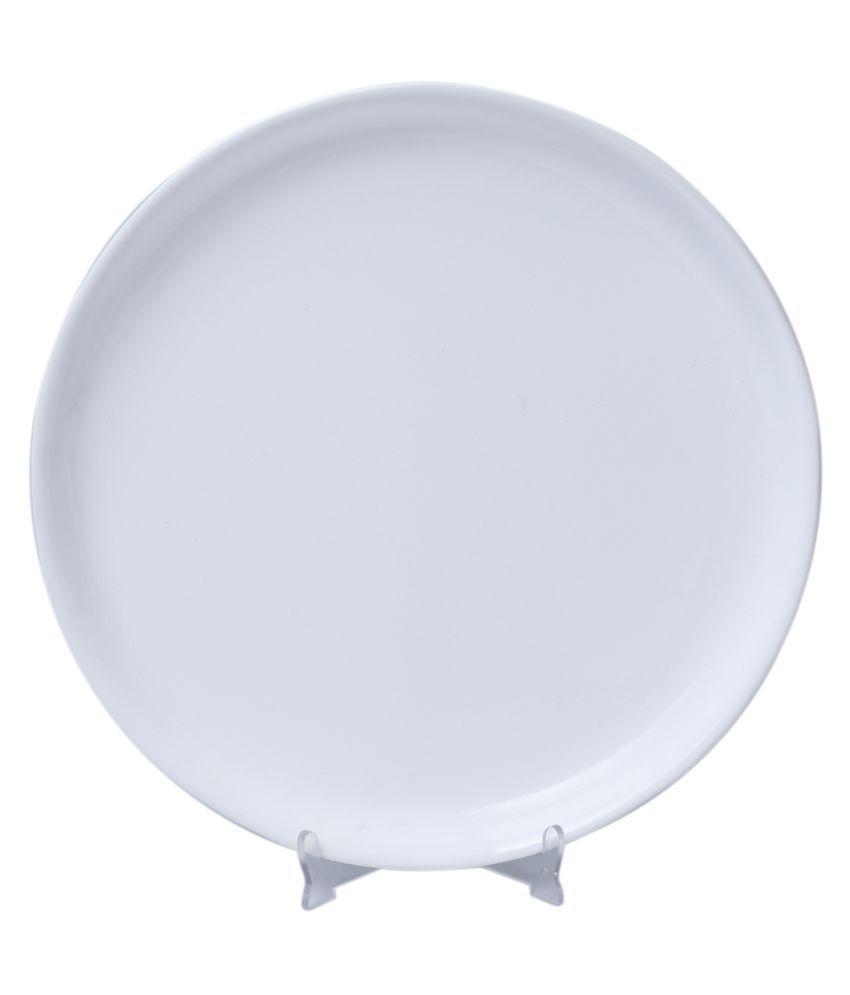 Prakirti Kitchen 1 Pcs Acrylic Full Plate