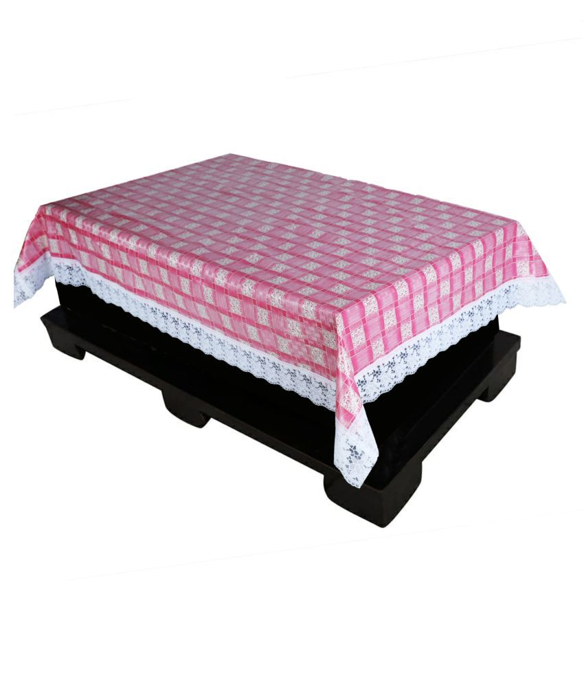 DECWELL 4 Seater PVC Single Table Covers