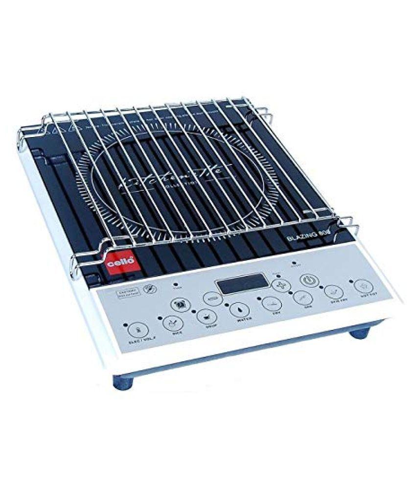 Cello IC-800 2000 Watt Induction Cooktop