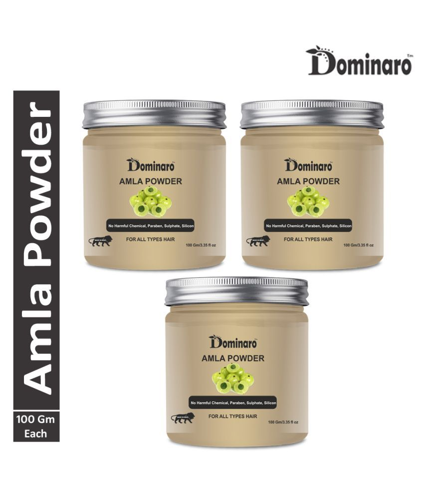 100% Pure Amla Powder 300gm
