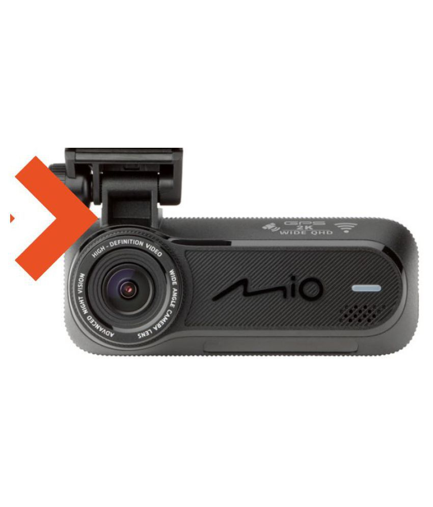 Mio J85 Dashcam II F 1.8 Aperture II GPS Speed Camera Warning II Real Time Smartphone Backup II OTA Update Function II SONY Starvis Image Sensor