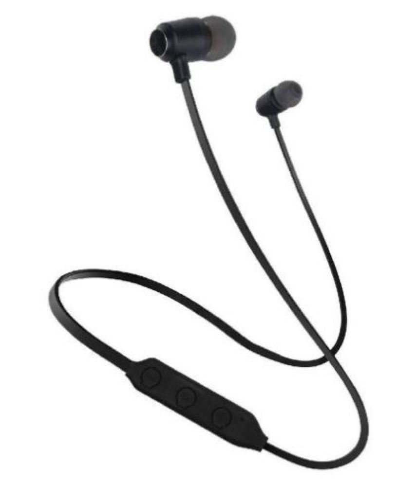 TSS DI Gold DI BH 1001 Neckband Wireless With Mic Headphones/Earphones