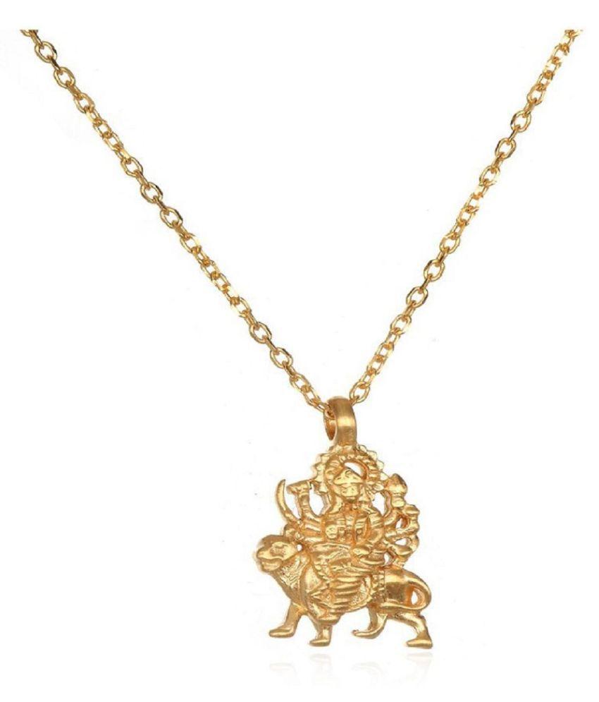 RATAN BAZAAR -Gold Plated Pandant /copper Pendant