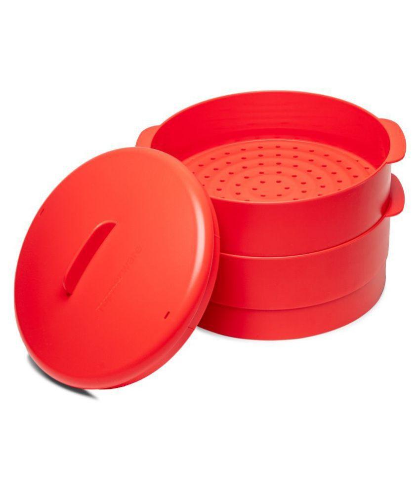 Tupperware Plastic Steamer mL