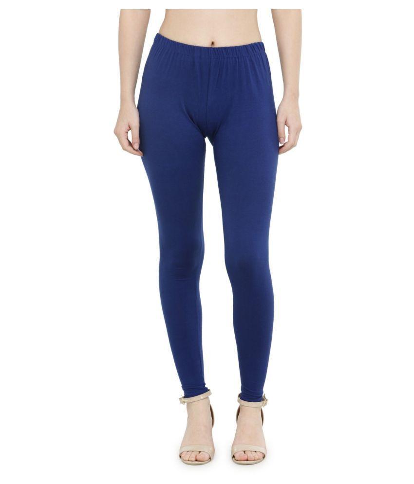 Avenew Fashions Cotton Lycra Single Leggings