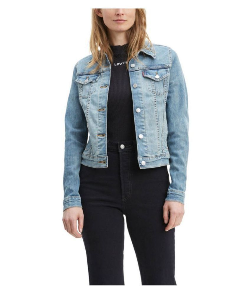 Sisney Denim Blue Jackets