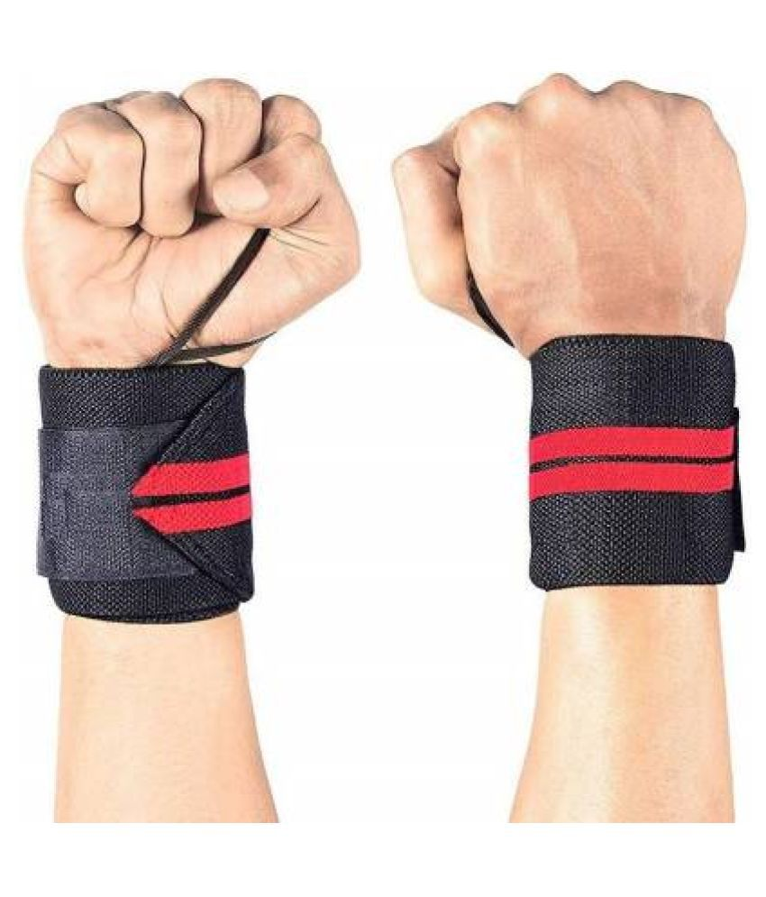 WRIST BAND WITH THUMB SUPPORT 1 PAIR