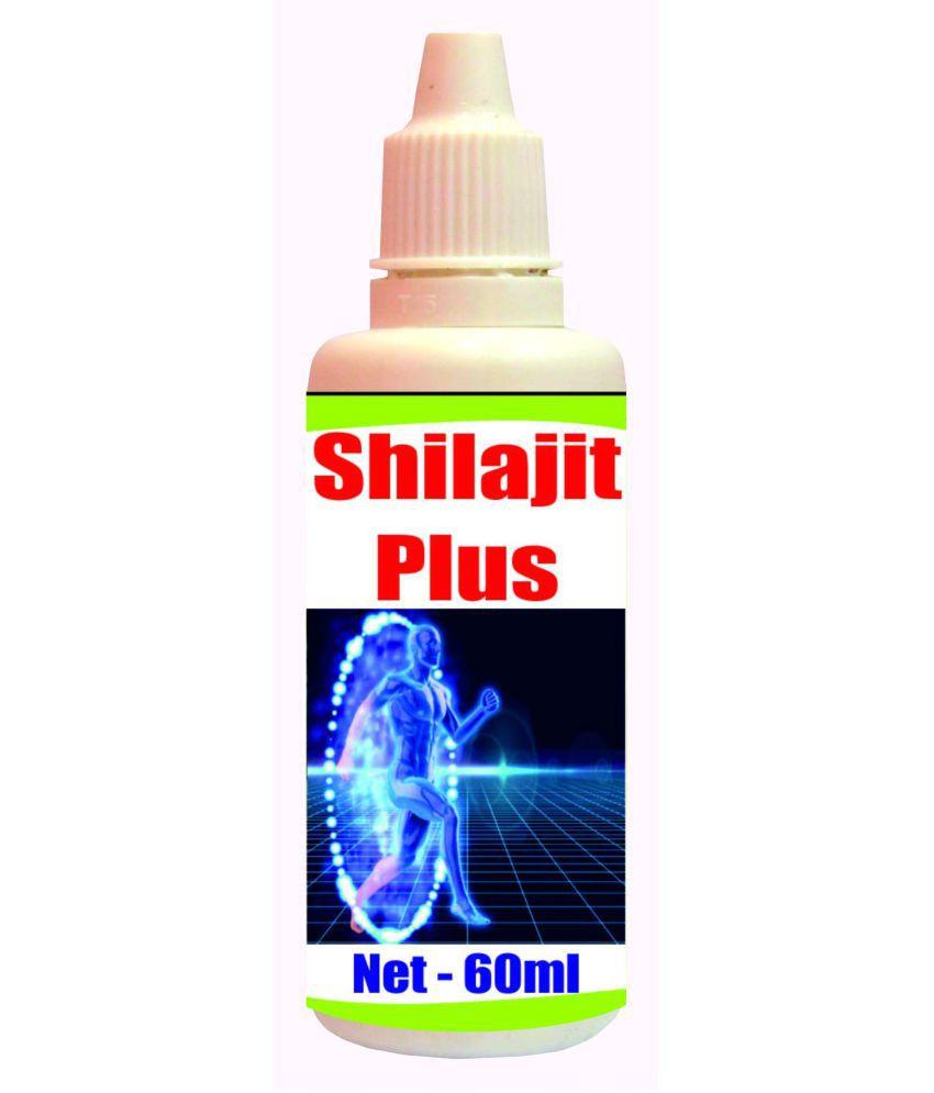 Tonga Herbs Shilajit Plus Drops - 50 ML (BUY 1 GET 1 FREE) 60 ml Minerals Syrup