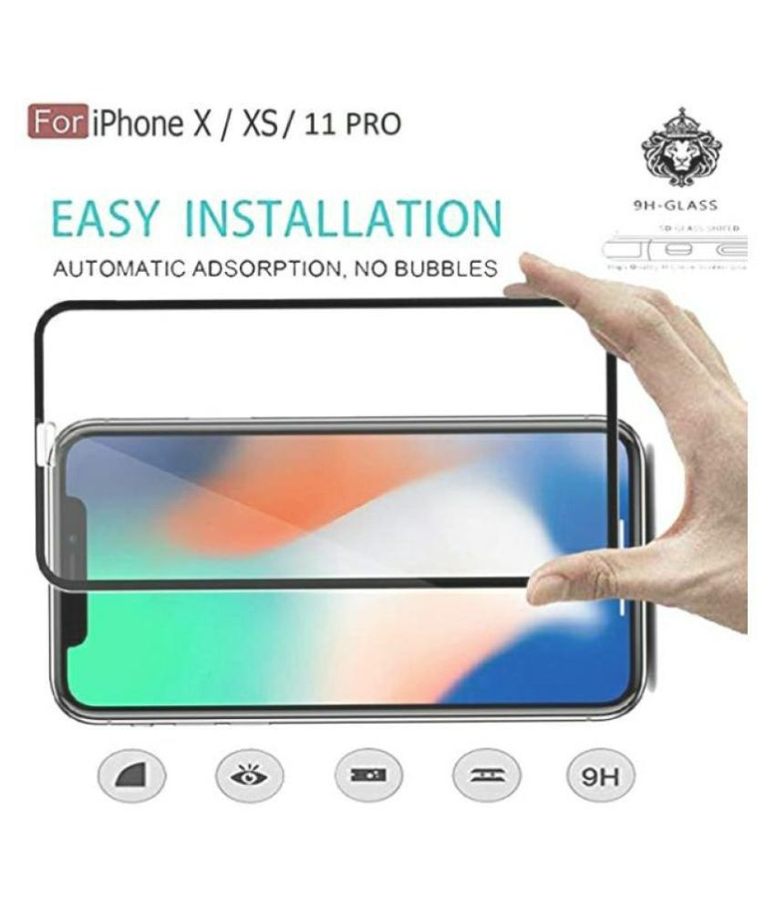 Apple iPhone 11 Pro Tempered Glass by JAI KEDAR