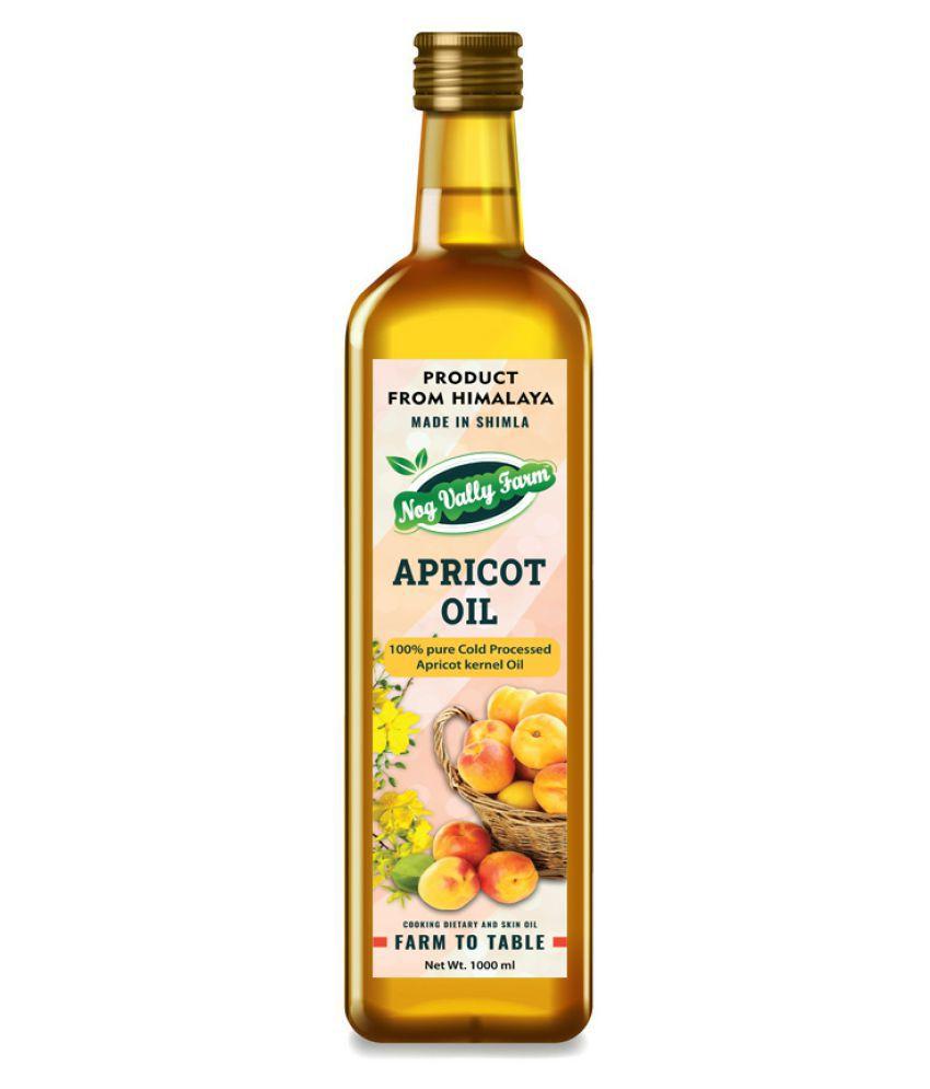 NOG VALLY FARM Apricot Oil 1000 mL